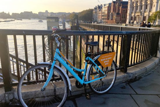 Cycling in London – a beginner's guide