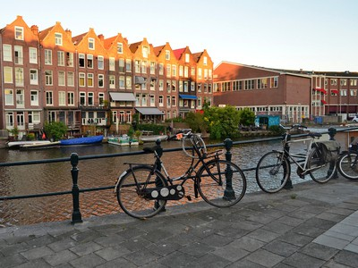 Cycling in the Jordaan & Westerpark