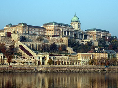 Cycling in the Buda Castle District