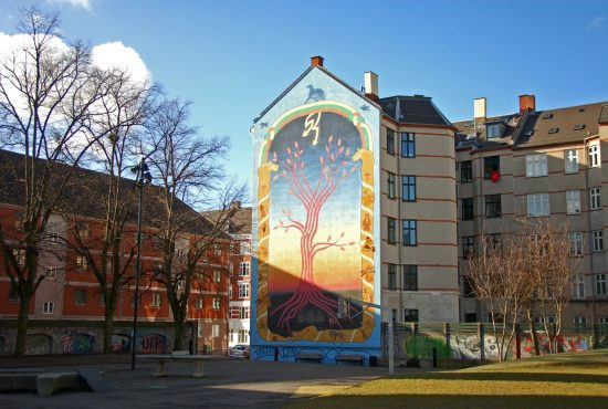 An artful ride through Copenhagen – the street art series