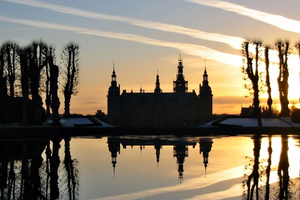 The gorgeous view at Frederiksborg Castle. Source: FreeImages.com/Michael Mogenses
