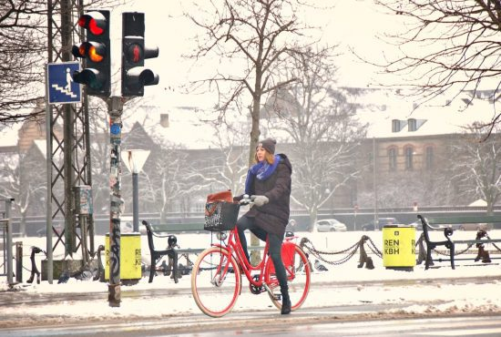 Dressing for a bike ride in winter – or how to channel your inner on...