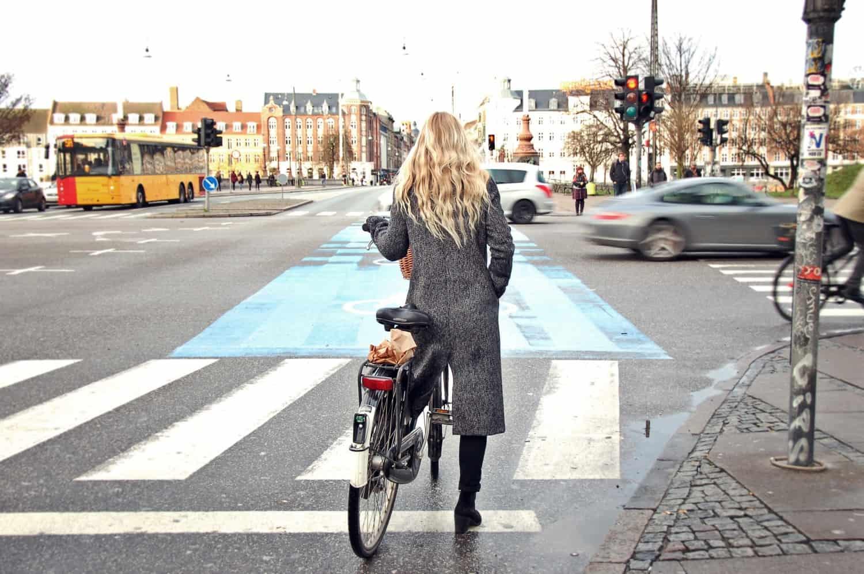 Traffic meditation moment