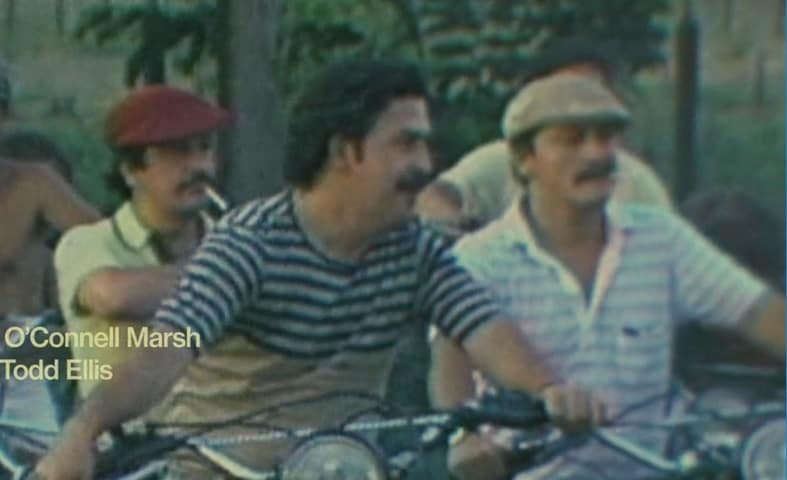 Pablo Escobar was totally a bike advocate