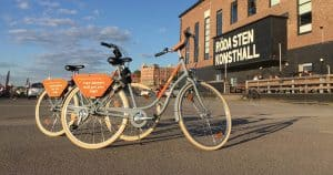 Gothenburg bike tour with Donkey Republic