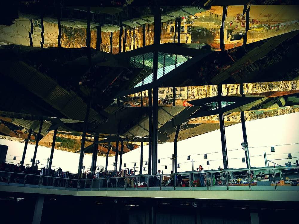 Barcelona February Encants-Luisa