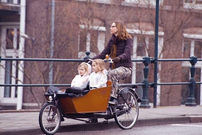 Cycling City Amsterdam