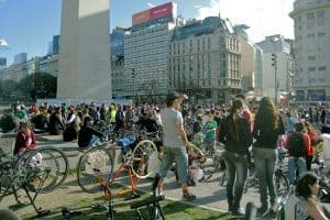 Cycling City Buenoa Aires