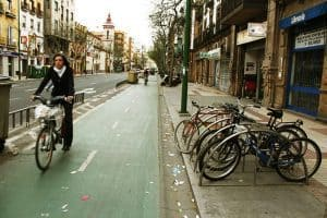 Cycling City Seville