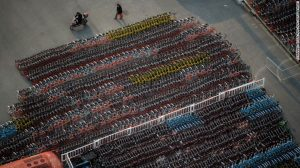 Bike-share China