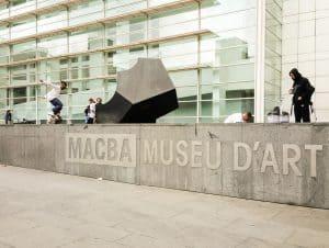 Alternative Barcelona - MACBA