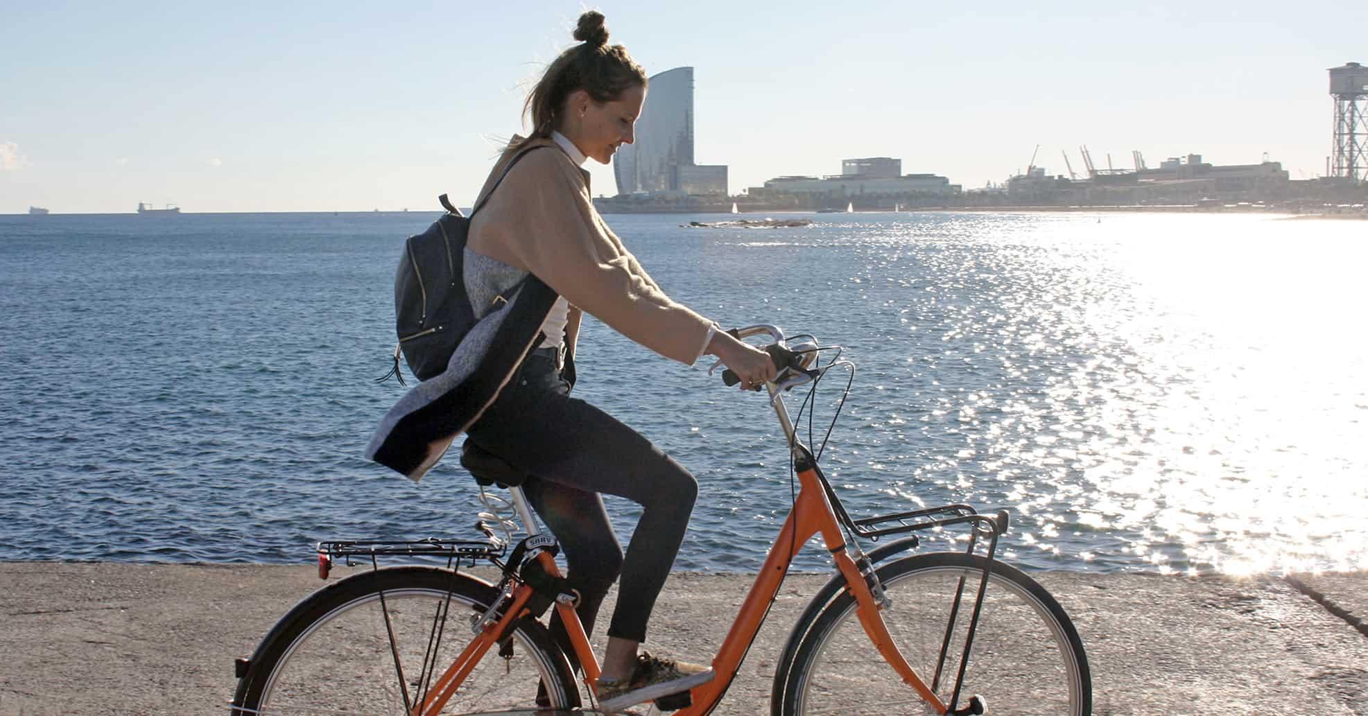 Bike Rental In Barcelona Donkey Republic