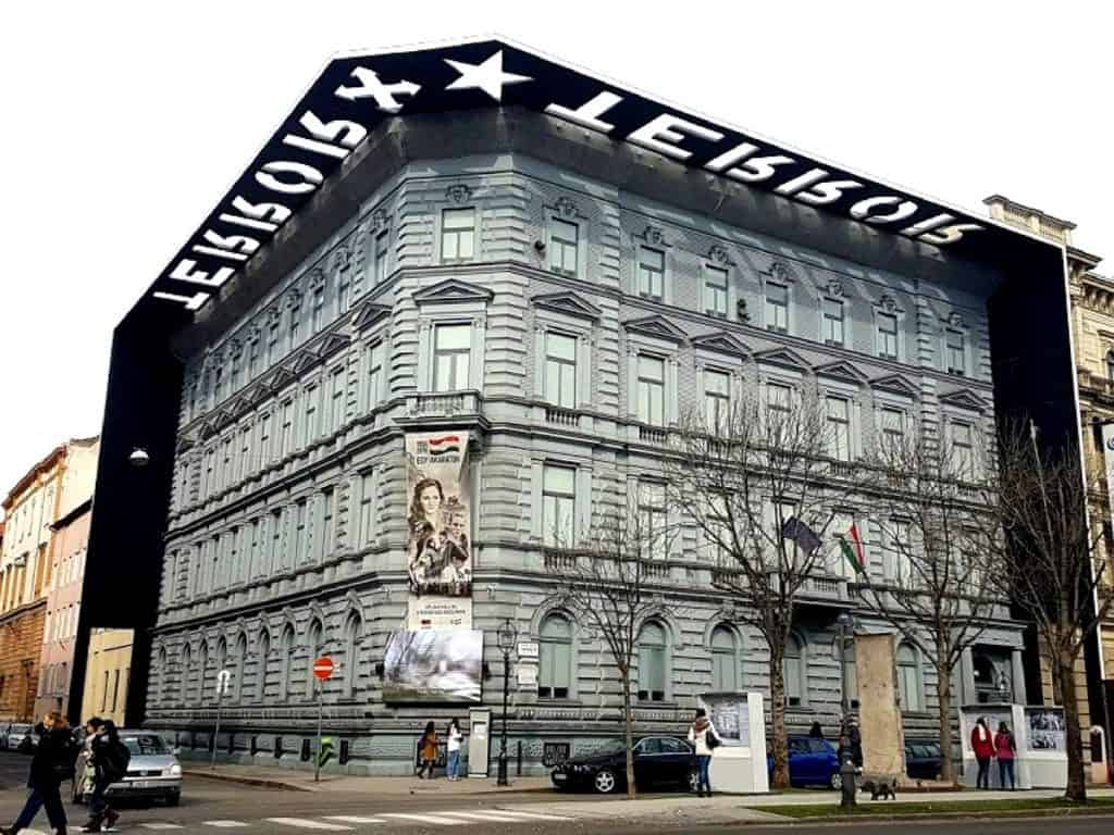 budapest bike tour house of terror andrassy