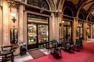 Cafeteria in Vienna