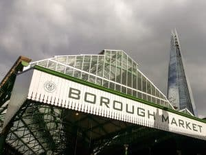 Hidden London - Borough Market and the Shard