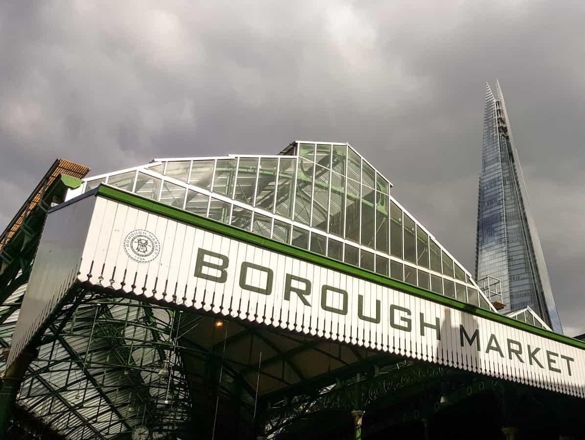 Hidden London - Borough Market and the Shard