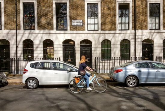 Hidden London – a DIY bike tour