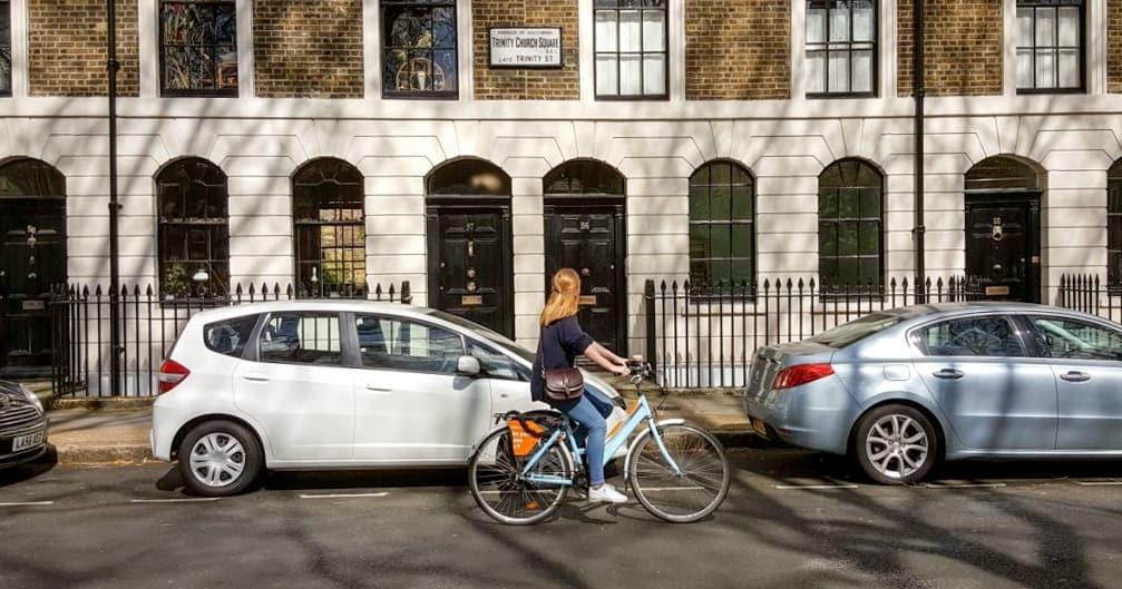 Hidden London - a DIY bike tour