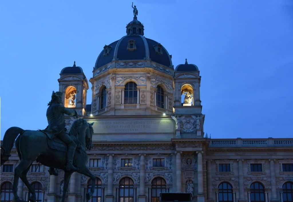 Vienna Architecture Palace