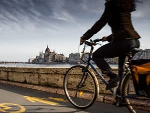 Rent a bike in Budapest
