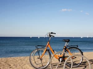 Bike Rental Barceloneta