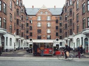 Bike rental Frederiksberg