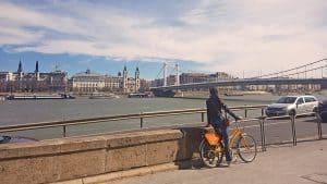Kerékpár kölcsönzés Budapesten
