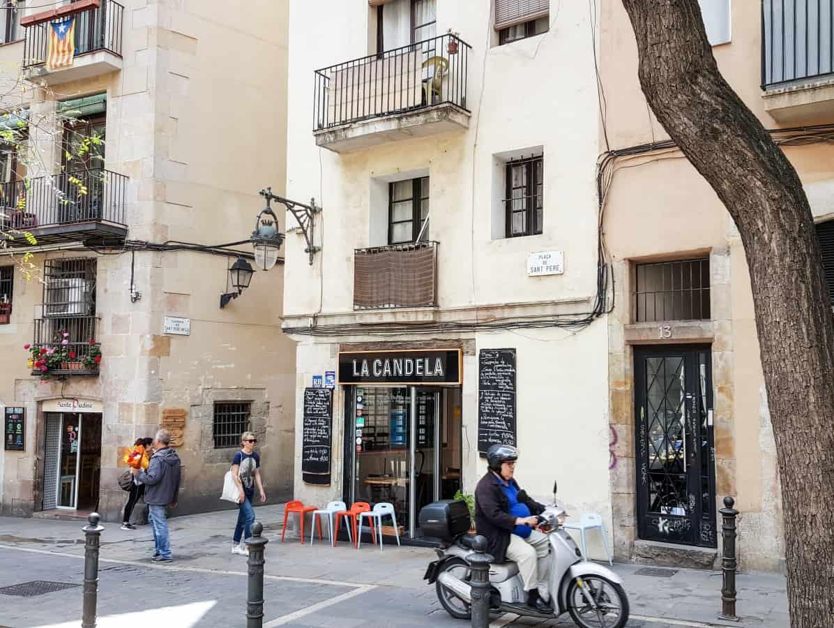 Hidden Barcelona - Plaça de Sant Pere