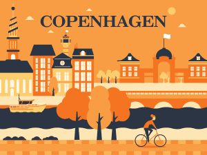 Copenhagen bike-share