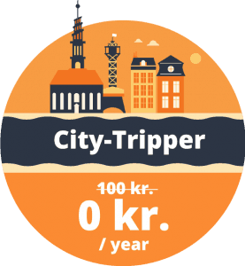 City Tripper membership