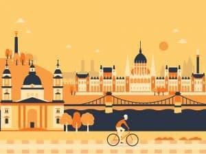 Bike share Budapest