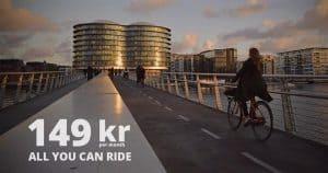 Bike-share membership