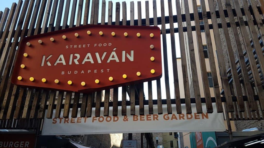 Budapest MyCityHighlight Karavan street food