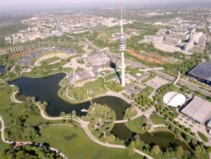 Olympiapark Munich Tower