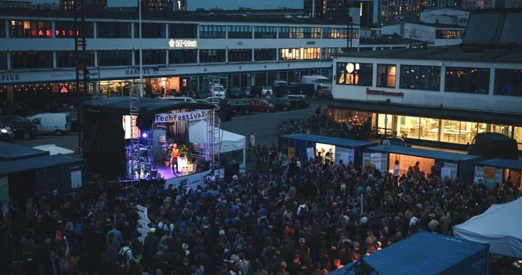 Techfestival on medium.com