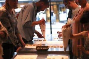 Flødebollekursus at Social Foodies Copenhagen