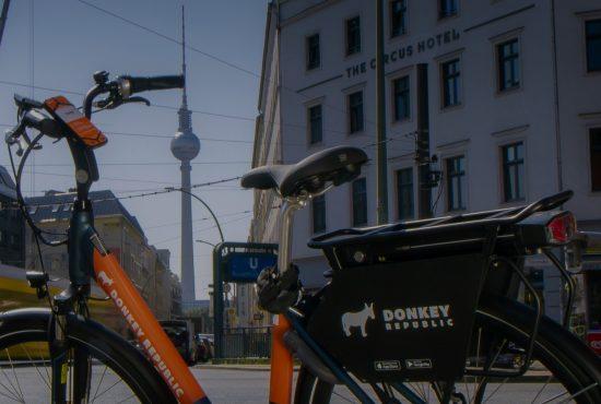 Launching e-bikes in Berlin