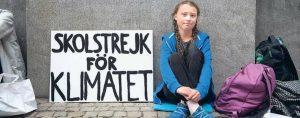 Greta Thunberg - become a humble activist - donkey republic