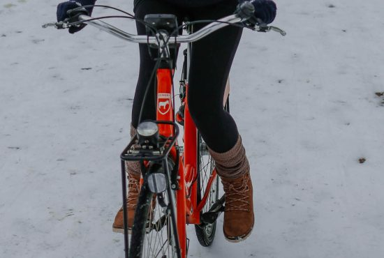 Winter bike commute – clothing essentials