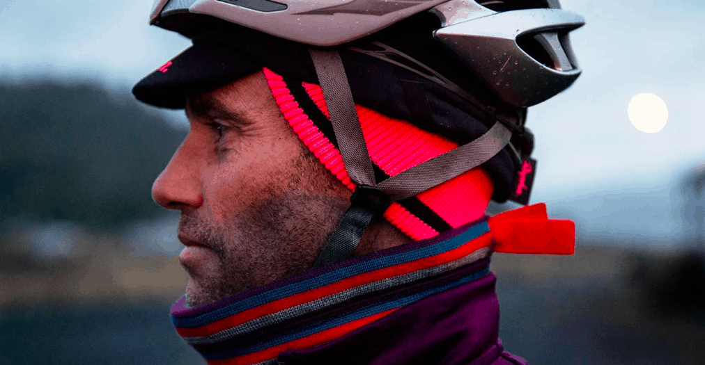 Rapha winter cycling hat