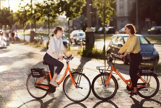 Do a Green Bike Tour in Berlin this autumn!